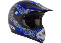 шлем SKX кроссовый